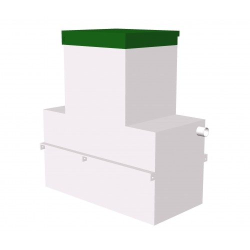 Сепаратор жиров ОТП-3 Лонг ТОППОЛИУМ